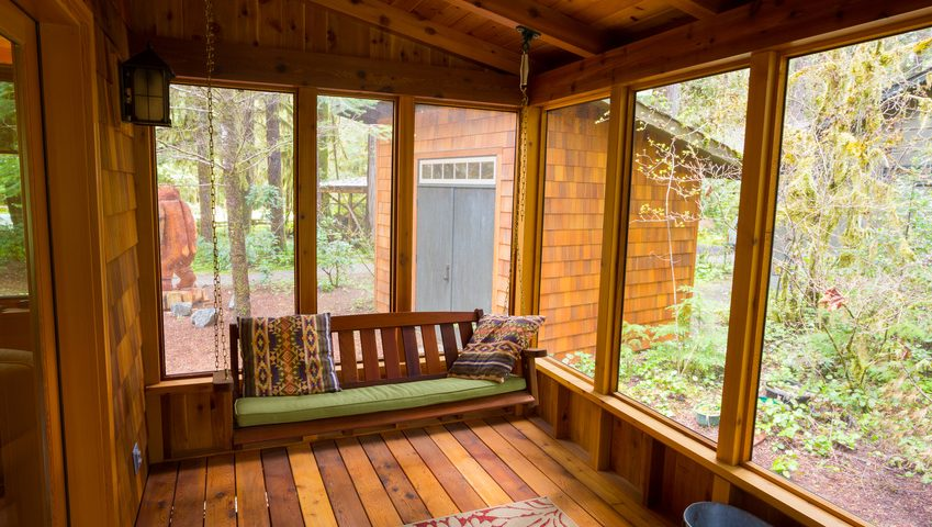 Benefits Of A Storage Shed Or Enclosed Porch Tool Time