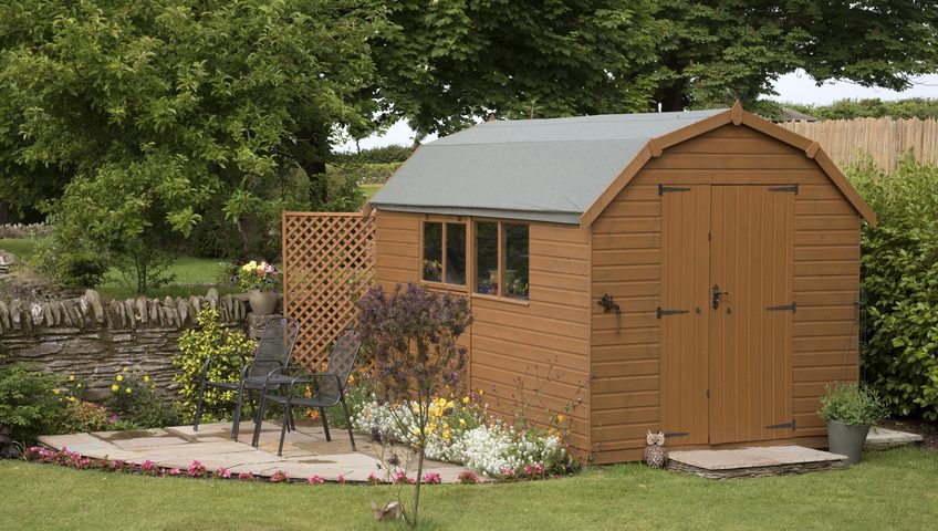 Need A Custom Storage Shed? Here Are 4 Unexpected Features To Consider