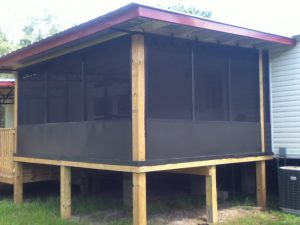 Screened Porches/Sunrooms/Awnings Gallery - Tool Time